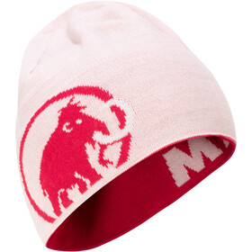 Mammut Logo Bonnet, dragon fruit-blush